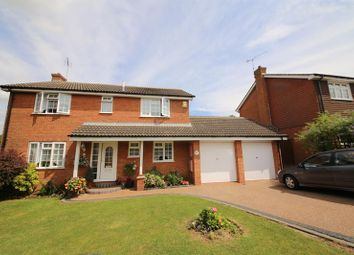Thumbnail 4 bed detached house for sale in Elham Drive, Eversley, Essex