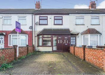 Thumbnail 2 bed terraced house for sale in St. Nicholas Avenue, Hull