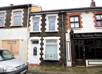 Thumbnail 2 bed terraced house to rent in School Street, Elliots Town, New Tredegar