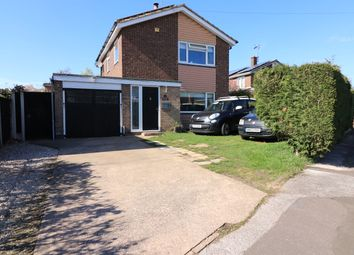 Thumbnail 3 bed detached house for sale in Linton Drive, Boughton, Newark