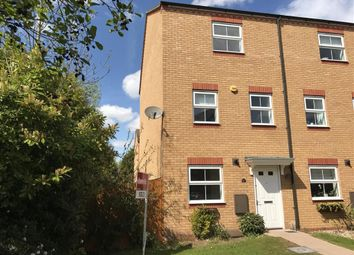 Thumbnail 4 bedroom town house to rent in Jardine Close, Stourbridge