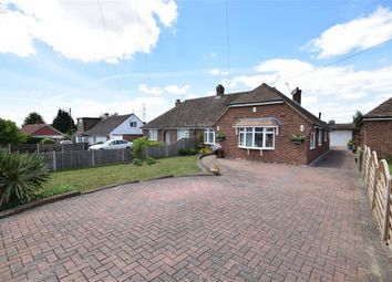 Thumbnail 2 bed semi-detached bungalow for sale in Hockers Lane, Detling, Maidstone, Kent