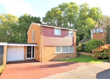 Thumbnail 4 bed link-detached house for sale in Shipfield Close, Tatsfield, Westerham
