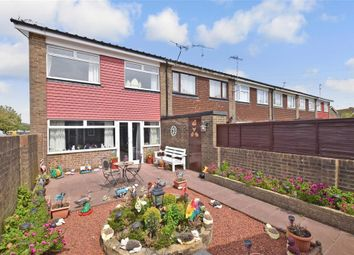 Thumbnail 3 bed end terrace house for sale in Radnor Close, Worthing, West Sussex