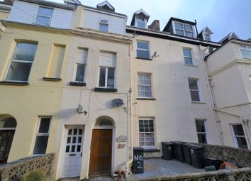 Thumbnail Studio to rent in 2 Bed Flat With Sea Views, Larkstone Terrace, Ilfracombe