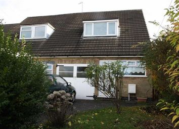 Thumbnail 3 bed semi-detached house for sale in Piers Road, Glenfield, Leicester