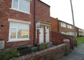 Thumbnail 2 bed flat to rent in Coomassie Road, Blyth
