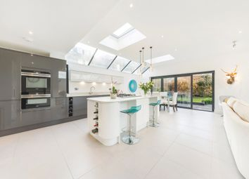 Thumbnail 4 bed semi-detached house for sale in Castlegate, Kew, Richmond