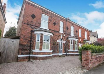 Thumbnail 4 bedroom semi-detached house for sale in George Lane, Bredbury, Stockport, Greater Manchester