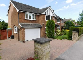 Thumbnail 5 bed detached house for sale in Dale Road, Marple, Stockport