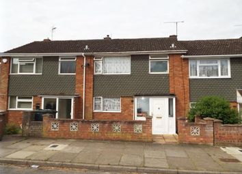Thumbnail 3 bedroom terraced house for sale in Porlock Drive, Luton, Bedfordshire