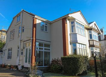 Thumbnail 5 bed semi-detached house for sale in Gardens Road, Clevedon