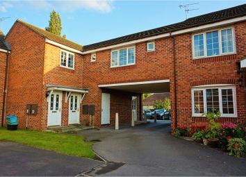 Thumbnail 1 bed property for sale in Chestnut Drive, Eggborough