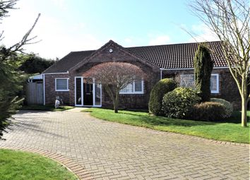 Thumbnail 4 bed bungalow for sale in Castle Drive, Holbeach, Spalding
