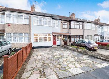 Thumbnail Terraced house for sale in Lynton Avenue, Collier Row, Romford
