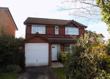 Thumbnail 4 bedroom detached house for sale in The Downs, Aldridge, Walsall, West Midlands