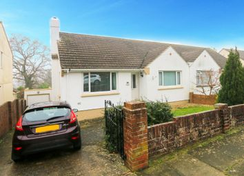Thumbnail 2 bed semi-detached bungalow for sale in Moorland View, Newton Abbot