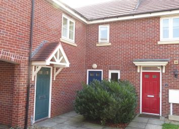 Thumbnail 3 bedroom terraced house for sale in Brooks Close, Northampton