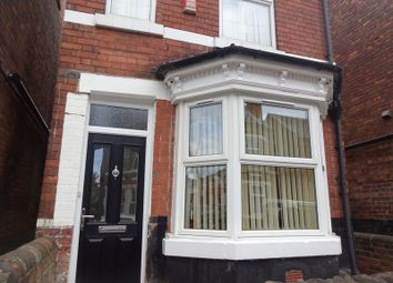 Thumbnail 4 bedroom property to rent in Johnson Road, Nottingham