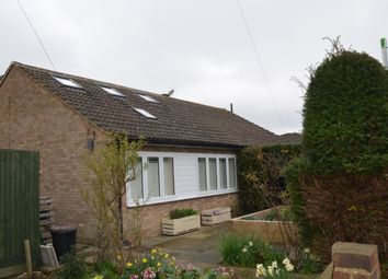 Thumbnail 4 bed bungalow for sale in Hawthorn Close, Hampton