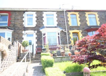 Thumbnail 3 bed terraced house for sale in Glenview Terrace, Ynysddu, Newport