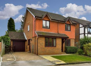 Thumbnail 4 bed detached house for sale in Wootton Close, Epsom, Surrey