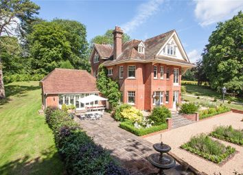 Thumbnail 6 bed detached house for sale in Kitcombe Lane, Farringdon, Alton, Hampshire
