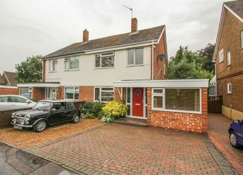 Thumbnail 3 bedroom detached house for sale in Pyenest Road, Harlow, Essex