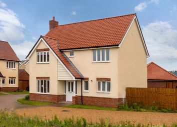 Thumbnail 4 bed detached house for sale in Plot 29, Mulberry Place, Chedburgh