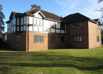 Thumbnail 1 bed flat for sale in Newton Court, Old Windsor, Windsor