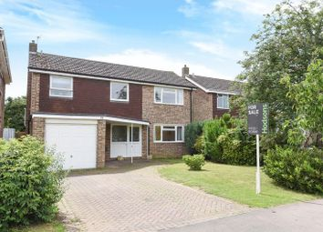 Thumbnail 4 bed detached house for sale in Cherwell Close, Abingdon