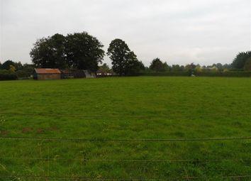 Thumbnail Land for sale in Scotts Lane, Brookville, Thetford