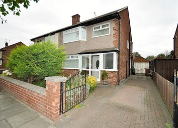 Thumbnail 3 bed semi-detached house for sale in Southbourne Road, Wallasey