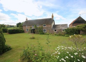 Thumbnail 4 bed farmhouse to rent in Lydeard St. Lawrence, Taunton