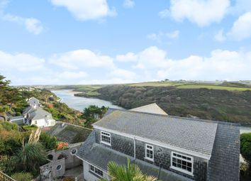 Thumbnail 5 bedroom detached house for sale in Riverside Avenue, Newquay, Cornwall
