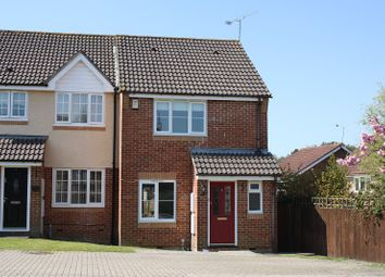 Thumbnail 2 bed semi-detached house to rent in Maidenbower, Crawley, West Sussex.