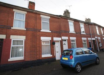 Thumbnail 2 bed terraced house to rent in Olive Street, Derby