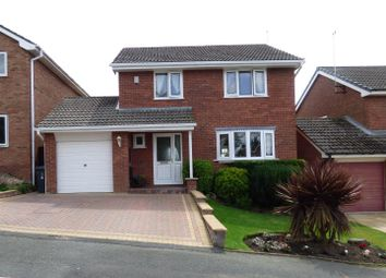 Thumbnail 4 bedroom detached house for sale in Shireshead Crescent, Scotforth, Lancaster