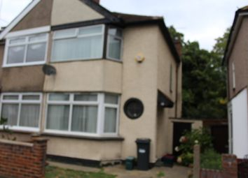 Thumbnail 2 bed semi-detached house to rent in Saxon Avenue, Feltham