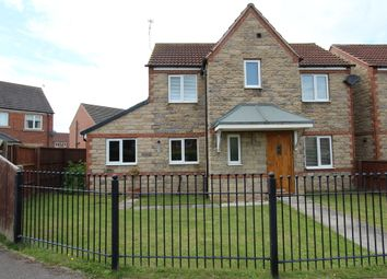 Thumbnail 3 bed detached house to rent in Rotherham Road, Dinnington