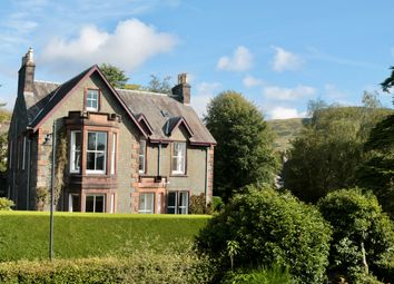Thumbnail 6 bed detached house for sale in Station Road, Newton, Wamphray, Moffat