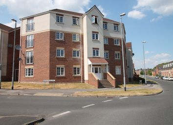 Thumbnail 2 bed flat to rent in Black Rock Way, Mansfield