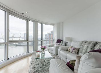 Thumbnail 2 bedroom flat for sale in Fairmont Avenue, Canary Wharf