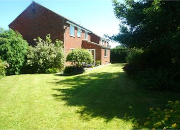 Thumbnail 4 bed detached house for sale in Priest Close, Hunmanby