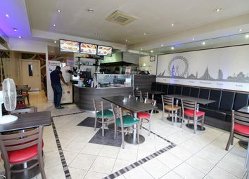 Thumbnail Restaurant/cafe to let in Station Road, Harrow