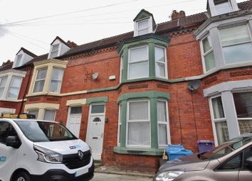 Thumbnail 5 bed terraced house for sale in Ampthill Road, Aigburth, Liverpool