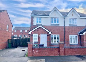 Thumbnail 3 bedroom semi-detached house for sale in Beechwood Drive, Prenton