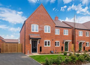 3 bed semi-detached house for sale in Bidford Leys, Salford Road, Bidford On Avon, Alcester B50