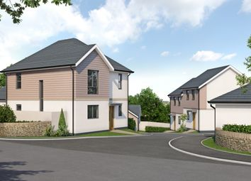 Thumbnail 4 bed detached house for sale in Point Reach, Carnon Downs, Truro, Cornwall