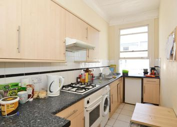 Thumbnail 4 bed flat to rent in Fairholme Road, London